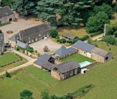 Vakantiewoningen huren in Longefuye, Pays de la Loire Mayenne, Frankrijk | vakantiehuis voor 13 personen