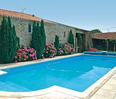 Vakantiewoningen huren in Legé, Pays de la Loire Loire-Atlantique, Frankrijk | vakantiehuis voor 8 personen