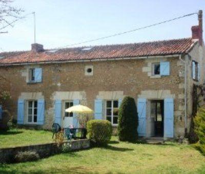 Vakantiewoningen huren in Loudun, Poitou-Charentes Vienne, Frankrijk | vakantiehuis voor 8 personen