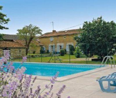 Vakantiewoningen huren in Loudun, Poitou-Charentes Vienne, Frankrijk   vakantiehuis voor 8 personen