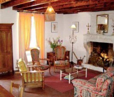 Vakantiewoningen huren in Angoulême, Poitou-Charentes Charente, Frankrijk   vakantiehuis voor 9 personen