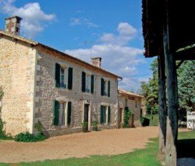 Vakantiewoningen huren in Saint-Maixent-l'École, Poitou-Charentes Deux-Sèvres, Frankrijk | vakantiehuis voor 10 personen