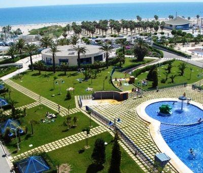 Vakantiewoningen huren in Patacona, Valencia, Valenciana, Spanje | appartement voor 4 personen