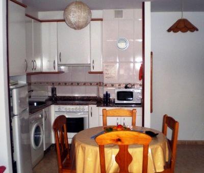 Vakantiewoningen huren in Mino Rias Altas, Santiago de Compostela, Galicie, Spanje | appartement voor 4 personen
