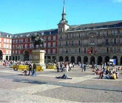 Vakantiewoningen huren in centrum Madrid, Madrid, Spanje | appartement voor 4 personen