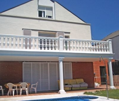Vakantiewoningen huren in Rivas Vaciamadrid, Madrid, Spanje | vakantiehuis voor 8 personen