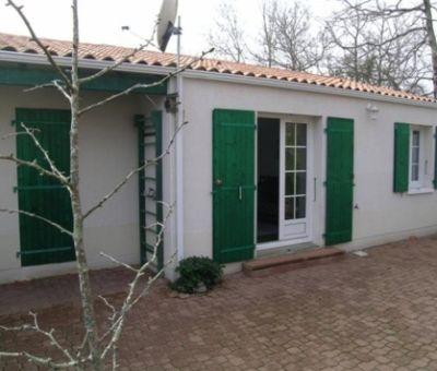 Vakantiewoningen huren in Foulerot, Poitou-Charentes Charente-Maritime Île d'Oléron, Frankrijk | vakantiehuis voor 6 personen