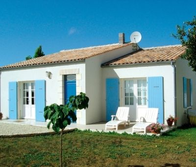 Vakantiewoningen huren in La Brée-les-Bains, Poitou-Charentes Charente-Maritime Île d'Oléron, Frankrijk   vakantiehuis voor 6 personen