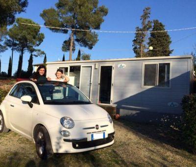 Vakantiewoningen huren in Montopoli Val d'Arno, Toscane, Italie | mobilhome voor 5 personen