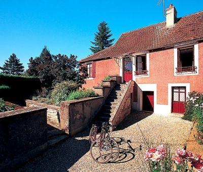 Vakantiewoningen huren in Semur-en-Auxois, Bourgondië Côte-d'Or, Frankrijk | vakantiehuis voor 4 personen