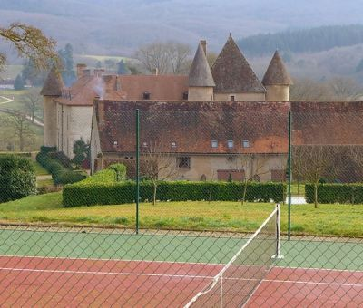 Vakantiewoningen huren in Étang-sur-Arroux, Bourgondië Saône-sur-Loire, Frankrijk   vakantiehuis voor 8 personen