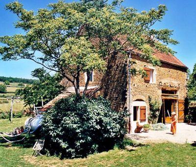 Vakantiewoningen huren in Tournus, Bourgondië Saône-et-Loire, Frankrijk | vakantiehuis voor 6 personen