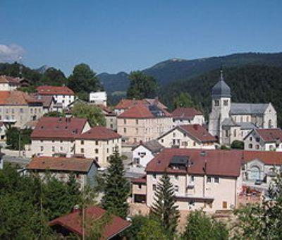 Vakantiewoningen huren in La Ferrière Jougne, Franche-Comté Doubs, Frankrijk | appartement voor 4 personen