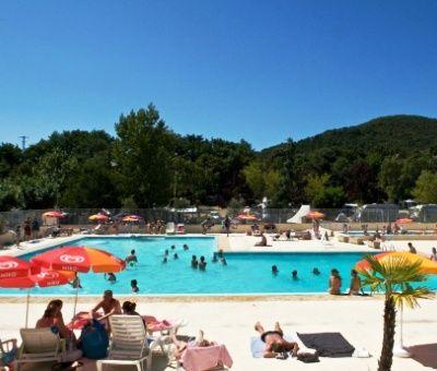 Vakantiewoningen huren in Saint Laurent du Pape, Rhone-Alpen Ardeche, Frankrijk | mobilhome voor 4 personen