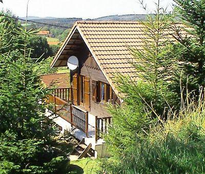 Vakantiewoningen huren in Gerbepal, Lotharingen Vogezen, Frankrijk   vakantiehuis voor 6 personen