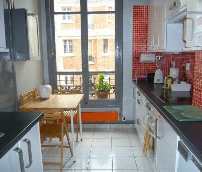 Vakantiewoningen huren in Parijs Neuilly-sur-Seine, IIe-de-France Hauts-de-Seine, Frankrijk | vakantiehuis voor 7 personen