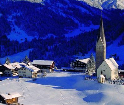 Vakantiewoningen huren in Mittelberg Kleinwalsertal, Vorarlberg, Oostenrijk | appartement voor 5 personen