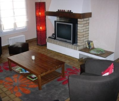 Vakantiewoningen huren in Parijs Nogent-sur-Marne, IIe-de-France Val-de-Marne, Frankrijk | vakantiehuis voor 10 personen