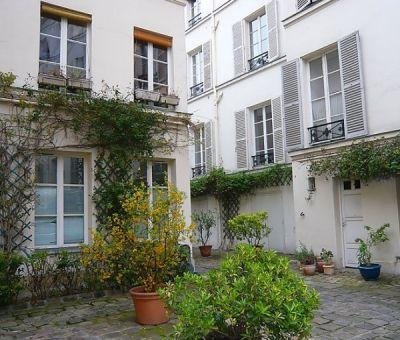 vakantiewoningen huren in Parijs, IIe-de-France, Frankrijk | vakantiehuis voor 5 personen