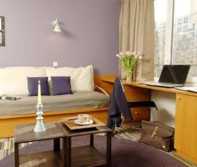 Vakantiewoningen huren in Parijs Issy-les-Moulineaux, IIe-de-France Hauts-de-Seine, Frankrijk | appartement voor 2 personen