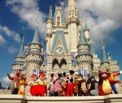 Vakantiewoningen huren in Disneyland Parijs, IIe-de-France Seine-et-Marne, Frankrijk   vakantiehuis voor 4 personen
