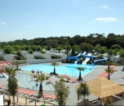 Vakantiewoningen huren in Talmont-St-Hilaire, Pays de la Loire Vendée, Frankrijk | mobilihomes voor 6 personen