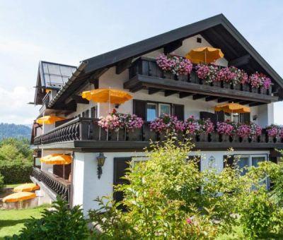 Vakantiewoningen huren in Oberstdorf, Allgäu Beieren, Duitsland   appartement voor 4 personen