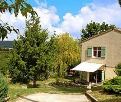Vakantiewoningen huren in Hostun, Vercors, Rhône-Alpen Drôme, Frankrijk | appartement voor 8 personen