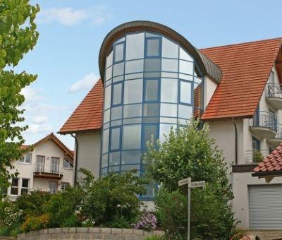 Vakantiewoningen huren in Wertheim, Franken-Fichtelgebergte-Taubertal, Beieren, Duitsland | appartement voor 4 personen
