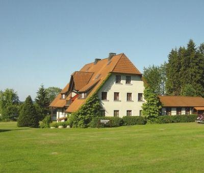 Vakantiewoningen huren in Warmensteinach, Franken-Fichtelgebergte-Taubertal Beieren, Duitsland | appartement voor 5 personen