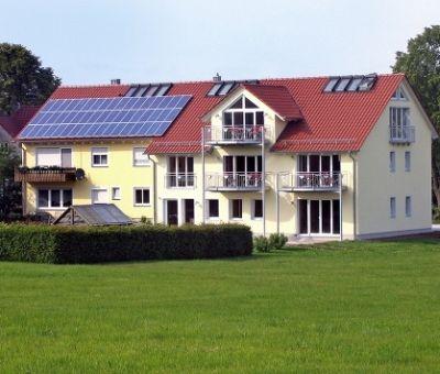 Vakantiewoningen huren in Schnelldorf, Franken-Fichtelgebergte-Taubertal, Beieren, Duitsland   appartement voor 3 personen
