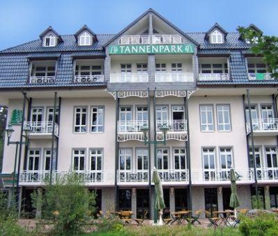 Vakantiewoningen huren in Tanne, Harz, Duitsland | appartement voor 4 personen