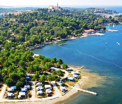 Mobilhomes huren in Vrsar, Istrie, Kroatie | mobilhomes voor 6 personen