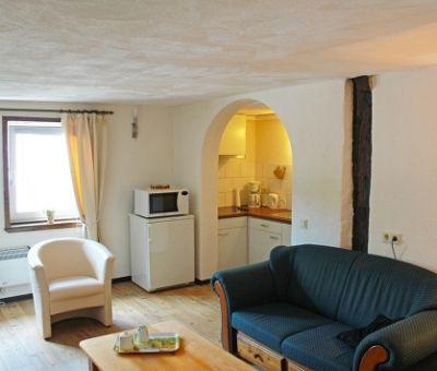 Vakantiewoningen huren in Sabershausen, Hunsrück, Duitsland   appartement voor 4 personen