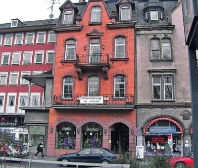 Vakantiewoningen huren in Trier, Moezel, Duitsland | appartement voor 5 personen