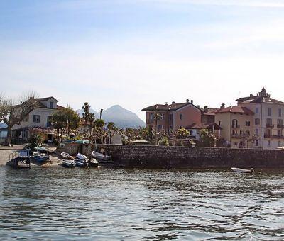 Vakantiewoningen huren in Isola dei Pescatori, Lago Maggiore, Italië | vakantiehuis voor 4 personen