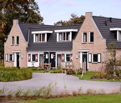 Vakantiehuis Burgh-Haamstede: Bungalow type 4B1 4-personen