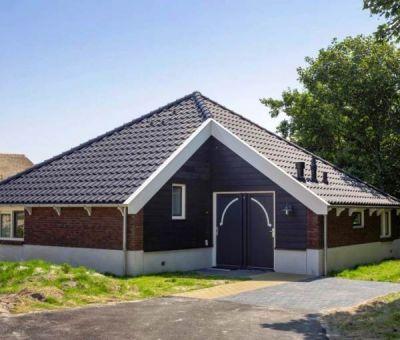 Vakantiehuis De Cocksdorp Texel: Bungalow type 4EL 4-personen