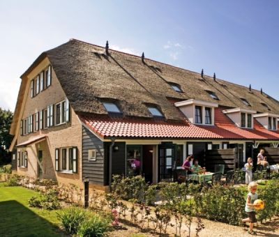 Vakantiehuis Burgh-Haamstede: Hoevewoning type 4CE 4-personen