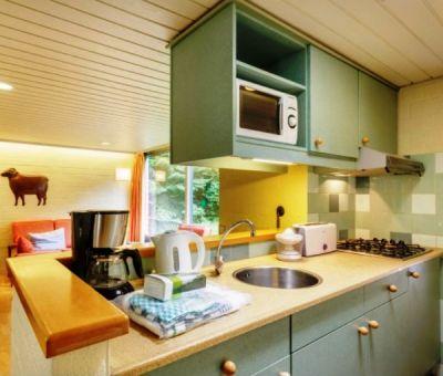 Vakantiewoningen huren in Peer, Belgisch Limburg, België | Comfort Bungalow voor 4 personen