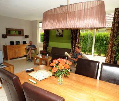 Vakantiehuis Andijk: Villa type Hoorn Wellness voor 4-personen