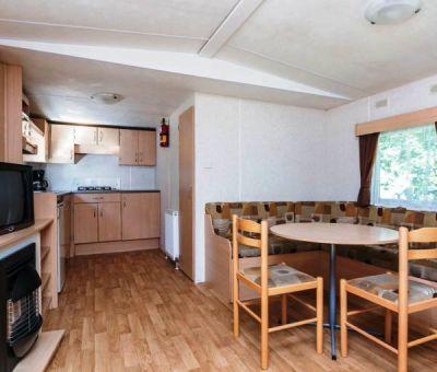 Vakantiehuis Houthalen-Helchteren: Laambeek Mobilhome voor 4-personen