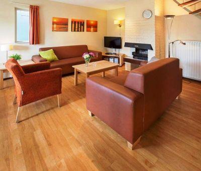Vakantiehuis Brouwershaven: Comfort Bungalow type 4R 4-personen
