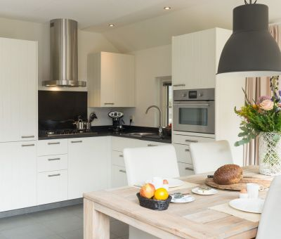 Vakantiehuis Hellendoorn: Villa type Wellness Lodge XL voor 4-personen
