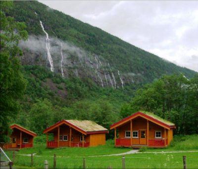 hytter huren in Miland, Rjukan, Telemark, Noorwegen | vakantiehuisje voor 6 personen