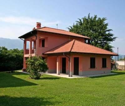 Vakantiewoningen huren in Porto Valtravaglia, Lago Maggiore, Italië | vakantiehuis voor 4 personen