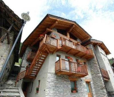 Vakantiewoningen huren in Saint Nicolas, Valle d'Aosta, Italië | vakantiehuis voor 4 personen
