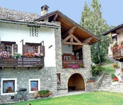 Vakantiewoningen huren in Saint Pierre, Valle d'Aosta, Italië | vakantiehuis voor 4 personen