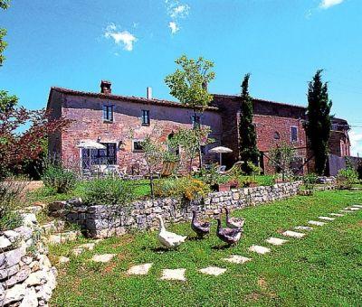 Vakantiewoningen huren in Castiglione del Lago, Umbrië, Italië   appartement voor 4 personen
