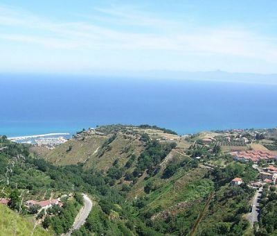 Vakantiewoningen huren in Tropea, Calabrië, Italië   vakantiehuis voor 4 personen